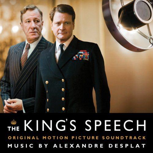 Alexandre Desplat, King George VI (from The King's Speech), Piano