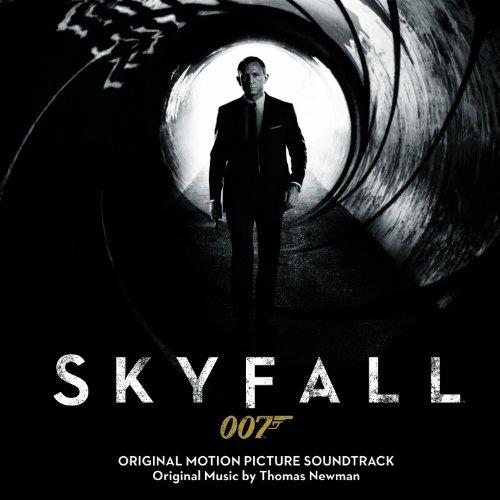 Thomas Newman, Severine (from James Bond Skyfall), Piano