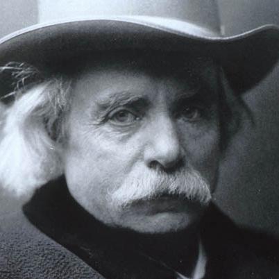 Edvard Grieg, Papillon, Piano