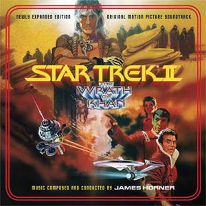 James Horner, Star Trek II: The Wrath Of Khan, Piano