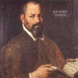 Giovanni Maria Nanino, Adoramus Te Christe, Choral SSATB