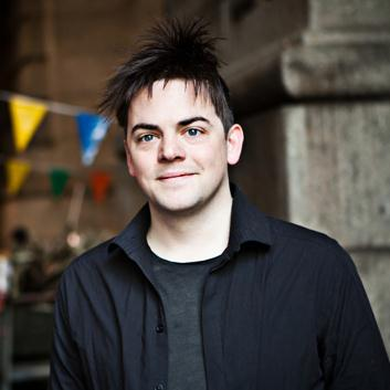 Nico Muhly, A Brisk Young Lad (from 'Four Traditional Songs'), Baritone Horn