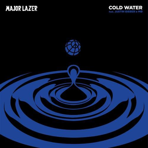 Major Lazer, Cold Water (featuring Justin Bieber and MO), Beginner Piano