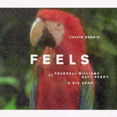 Calvin Harris, Feels (feat. Pharrell Williams, Katy Perry & Big Sean), Keyboard