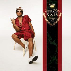 Bruno Mars, That's What I Like, Keyboard