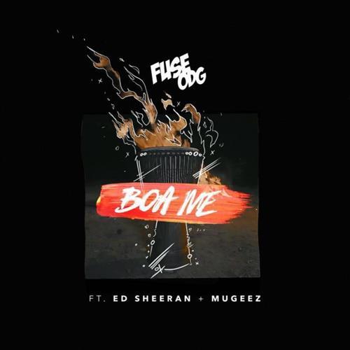 Fuse ODG, Boa Me (feat. Ed Sheeran & Mugeez), Piano, Vocal & Guitar