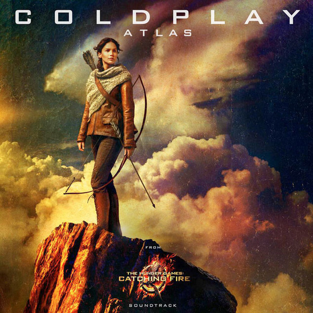 Coldplay, Atlas, Keyboard