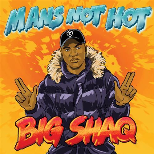 Big Shaq, Man's Not Hot, Beginner Piano