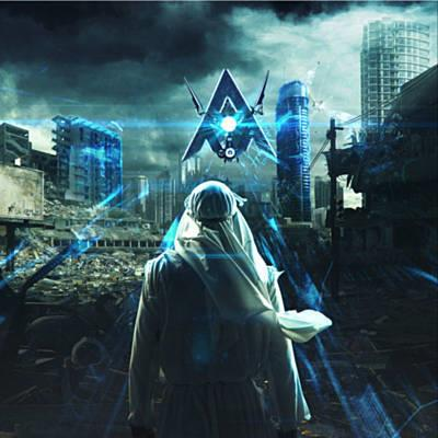 Alan Walker ft. Au/Ra & Tomine Harket, Darkside, Piano, Vocal & Guitar (Right-Hand Melody)