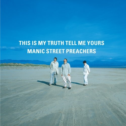 Manic Street Preachers, Everlasting, Piano, Vocal & Guitar