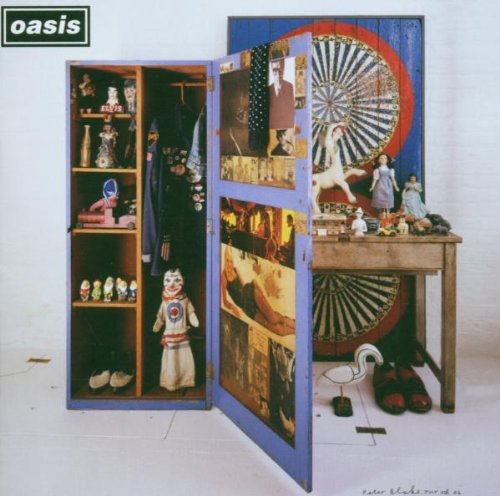 Oasis, Go Let It Out, Piano, Vocal & Guitar