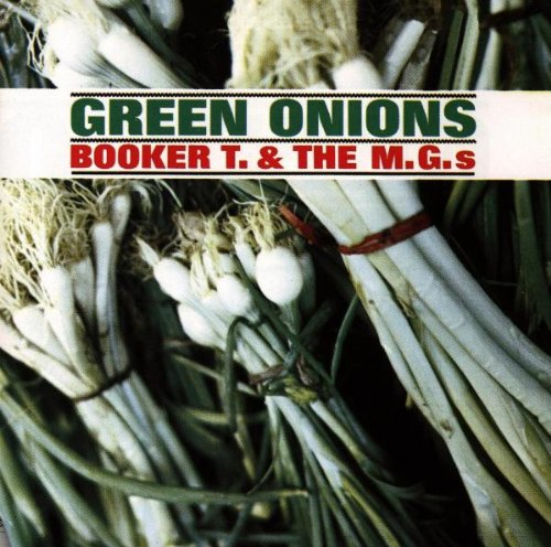 Booker T. and The MGs, Green Onions, Piano, Vocal & Guitar (Right-Hand Melody)