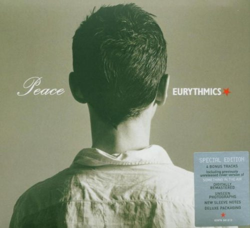Eurythmics, I Saved The World Today, Piano, Vocal & Guitar