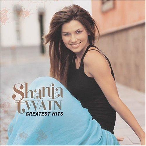 Shania Twain, Man! I Feel Like A Woman!, Piano, Vocal & Guitar