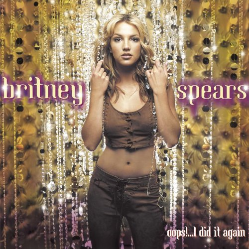 Britney Spears, Oops! I Did It Again, Piano, Vocal & Guitar