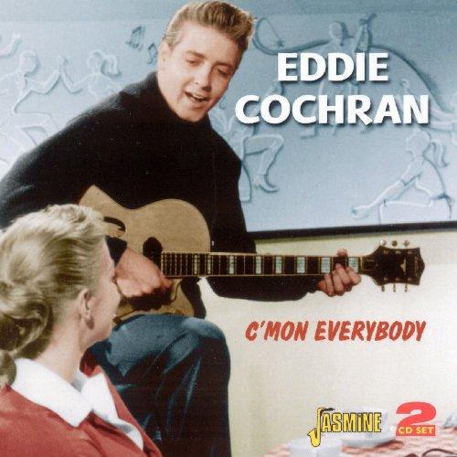 Eddie Cochran, C'mon Everybody, Piano, Vocal & Guitar (Right-Hand Melody)
