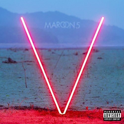 Maroon 5, Sugar, Piano, Vocal & Guitar (Right-Hand Melody)