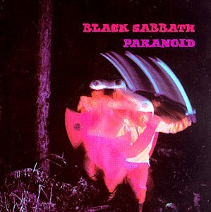 Black Sabbath, Paranoid, Piano