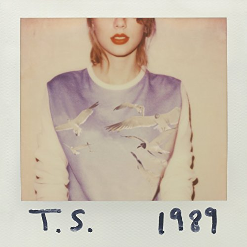 Taylor Swift, Out Of The Woods, Piano, Vocal & Guitar with Backing Track
