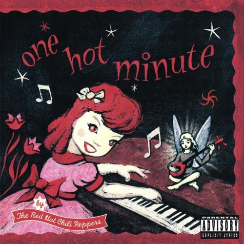 Red Hot Chili Peppers, One Hot Minute, Bass Guitar Tab