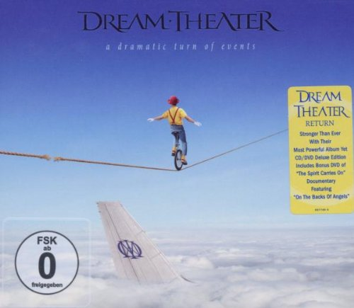 Dream Theater, Breaking All Illusions, Drums Transcription