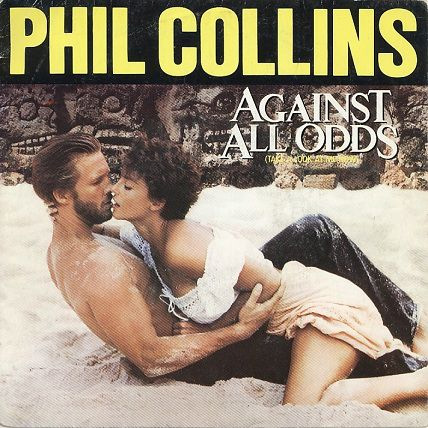 Phil Collins, Against All Odds (Take A Look At Me Now), Piano