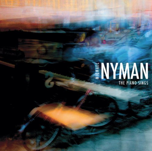 Michael Nyman, Lost And Found (from The Piano), Piano