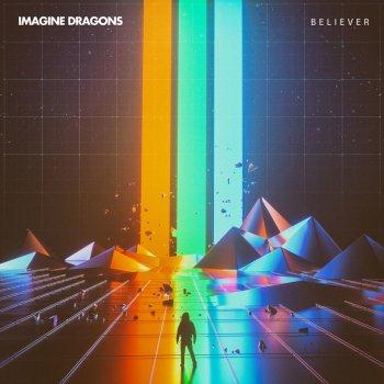 Imagine Dragons, Believer, Piano, Vocal & Guitar (Right-Hand Melody)