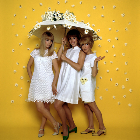 The Paris Sisters, I Love How You Love Me, Piano, Vocal & Guitar (Right-Hand Melody)