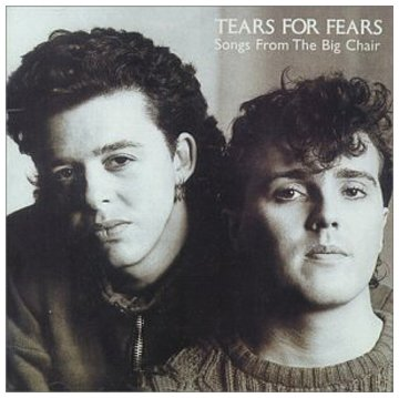 Tears For Fears, Shout, Piano, Vocal & Guitar (Right-Hand Melody)