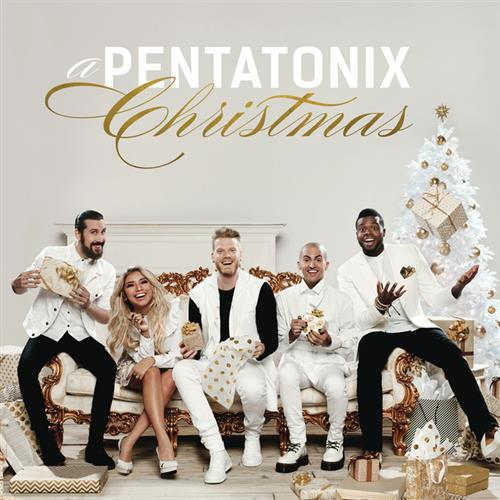 Pentatonix, White Christmas, Piano, Vocal & Guitar (Right-Hand Melody)