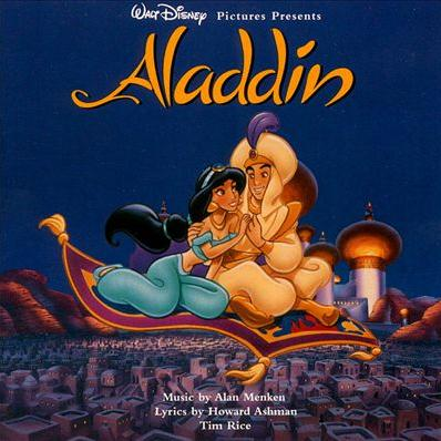 Alan Menken, Friend Like Me, Piano, Vocal & Guitar (Right-Hand Melody)
