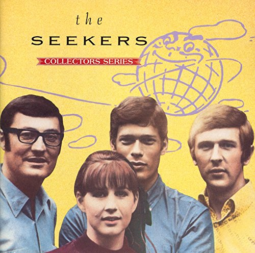 The Seekers, Georgy Girl, Piano, Vocal & Guitar (Right-Hand Melody)