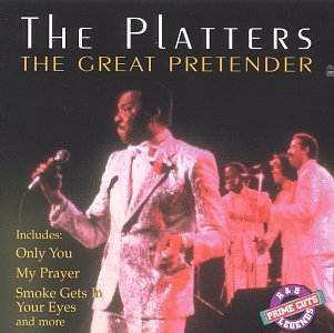 The Platters, The Great Pretender, Piano (Big Notes)