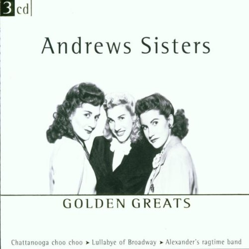 The Andrews Sisters, Cuanto Le Gusta, Piano, Vocal & Guitar (Right-Hand Melody)