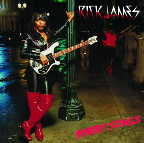 Rick James, Give It To Me Baby, Piano, Vocal & Guitar (Right-Hand Melody)