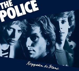 The Police, Walking On The Moon, Piano, Vocal & Guitar