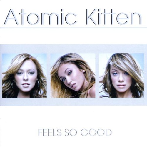 Atomic Kitten, Love Doesn't Have To Hurt, Piano, Vocal & Guitar