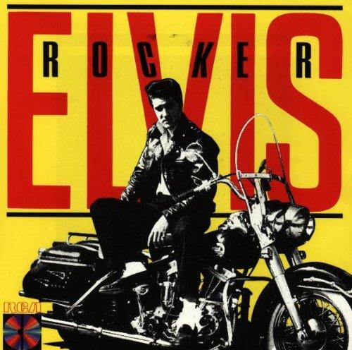 Elvis Presley, Hound Dog, Piano, Vocal & Guitar