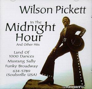 Wilson Pickett, In The Midnight Hour, Easy Guitar