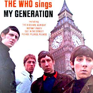 The Who, My Generation, Easy Guitar
