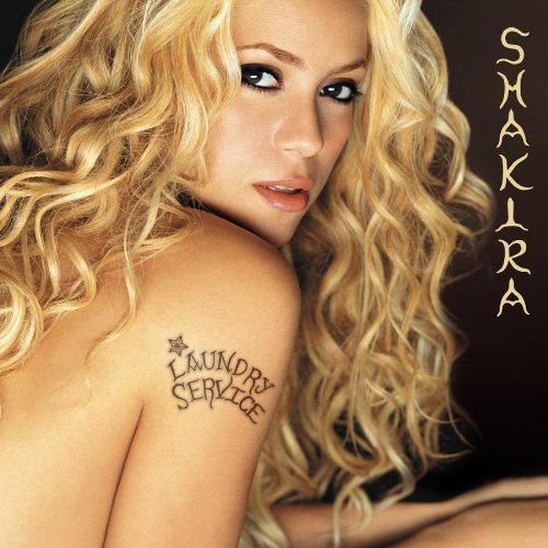 Shakira, Objection (Tango), Piano, Vocal & Guitar