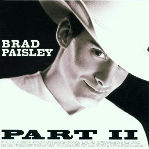 Brad Paisley, I Wish You'd Stay, Piano, Vocal & Guitar (Right-Hand Melody)