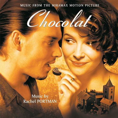 Rachel Portman, Passage Of Time (from Chocolat), Piano