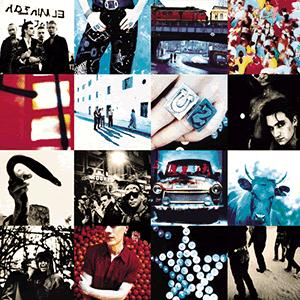 U2, Even Better Than The Real Thing, Lyrics Only