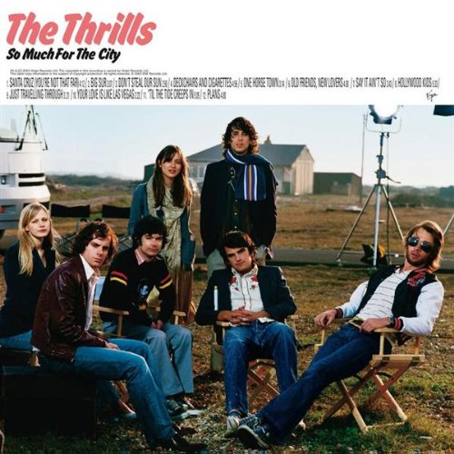The Thrills, One Horse Town, Lyrics Only