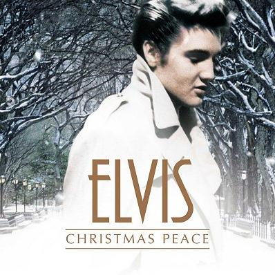 Elvis Presley, Blue Christmas, Lyrics Only