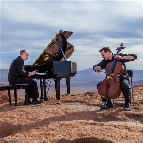 The Piano Guys, Can't Stop The Feeling, Violin and Piano