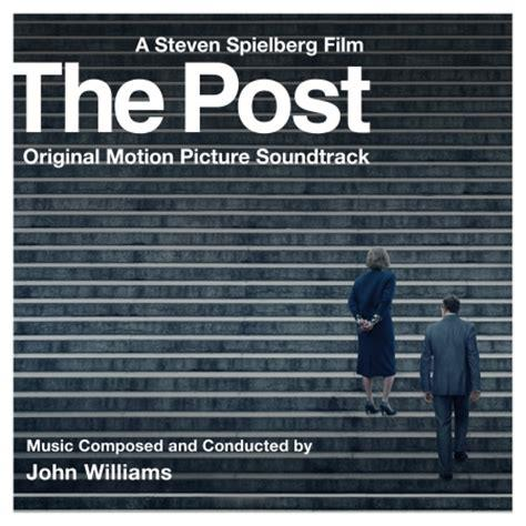 John Williams, Setting The Type (from The Post), Piano