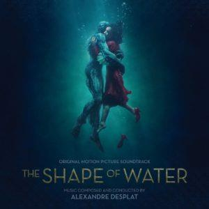 Alexandre Desplat, Underwater Kiss (from 'The Shape Of Water'), Piano